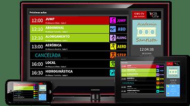 A Endo TV funciona em Smart TVs e aparelhos mobile